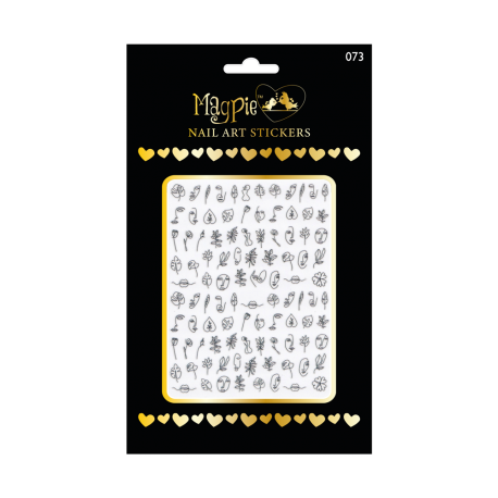 Nail Art Stickers 073