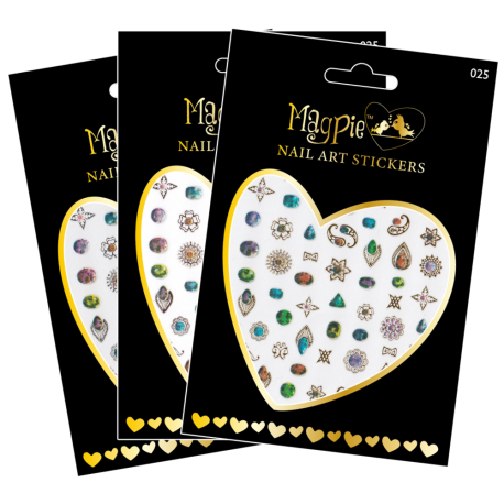 Nail Art Stickers 025