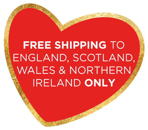 Free Shipping to England, Wales, Scotland and Northern Ireland only