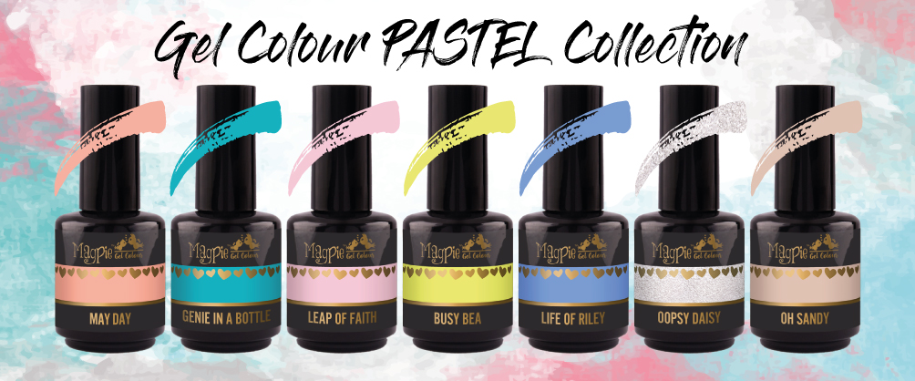 Magpie Pastel Collection