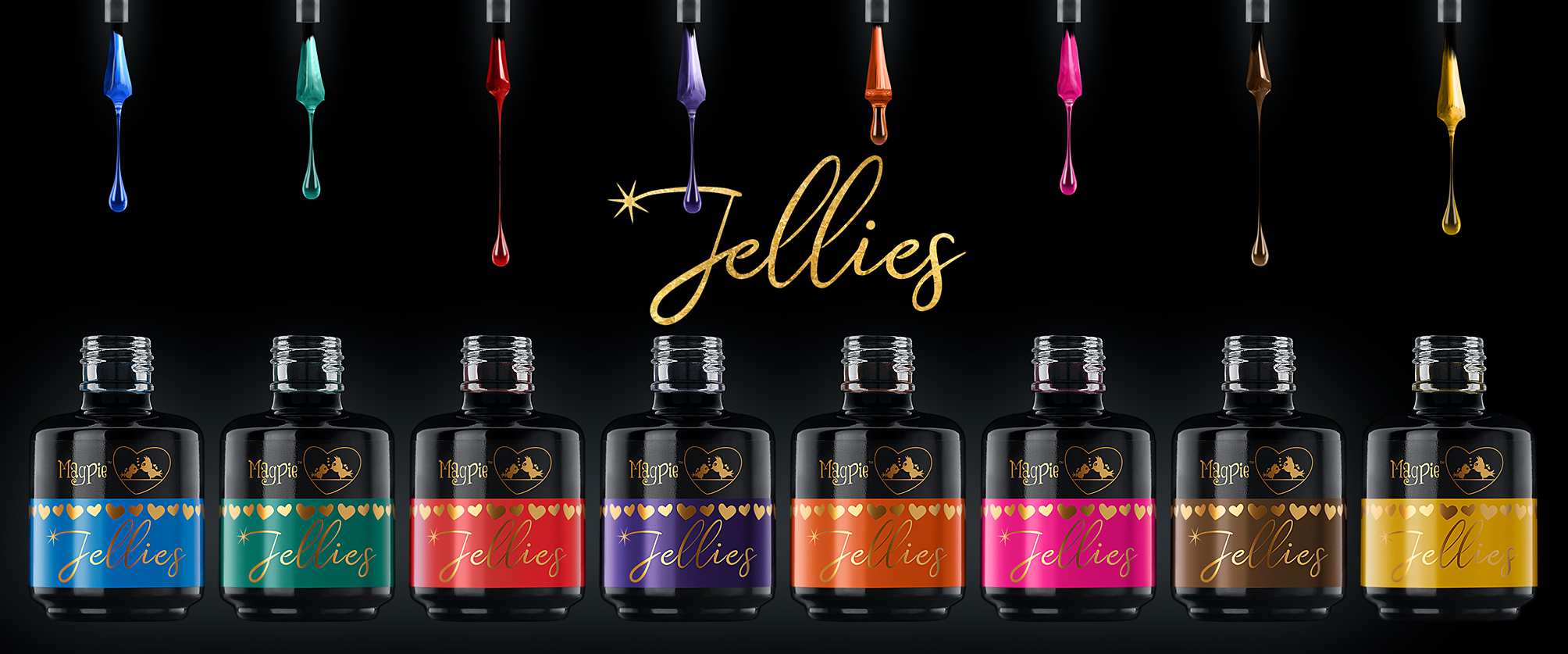 Magpie Products - Jellies Gels