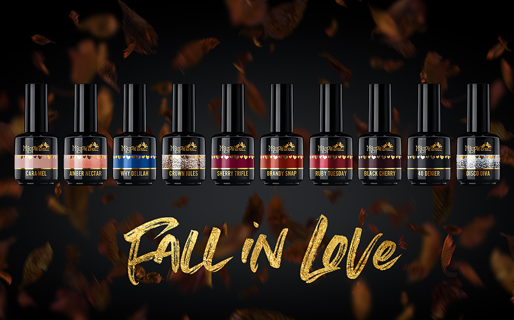Magpie Fall In Love Gel Colour Collection