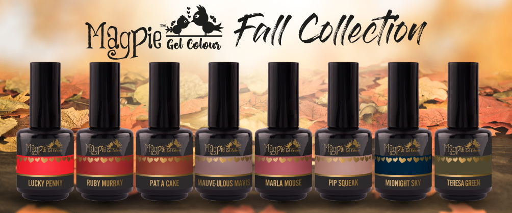 Magpie Fall Gel Collection