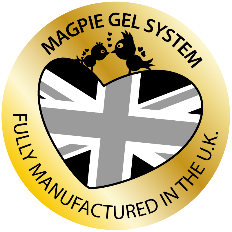 Magpie Gel System - Fully Manufactured in the UK