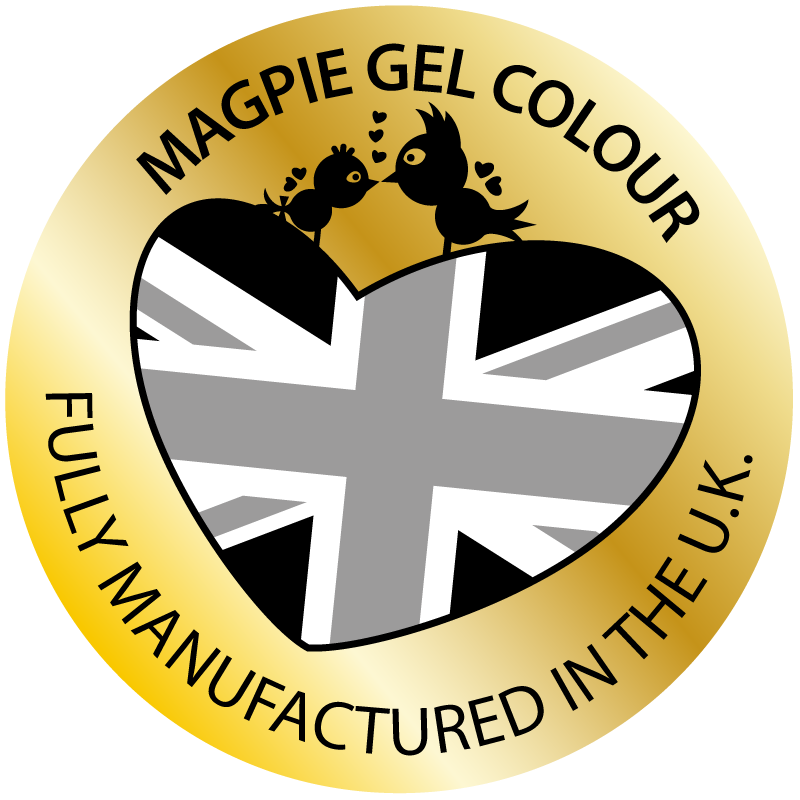 Magpie Gel Colour - Fully Manufactured in the UK